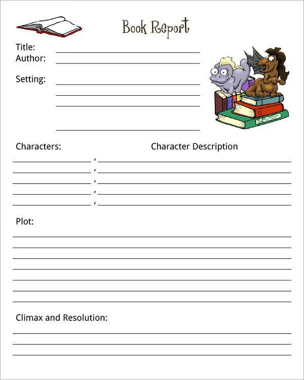 book-report-template-pdf