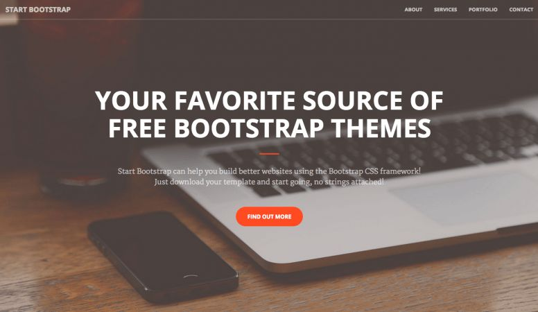 Top 10 Landing Page Templates for Startups Available for Free ...