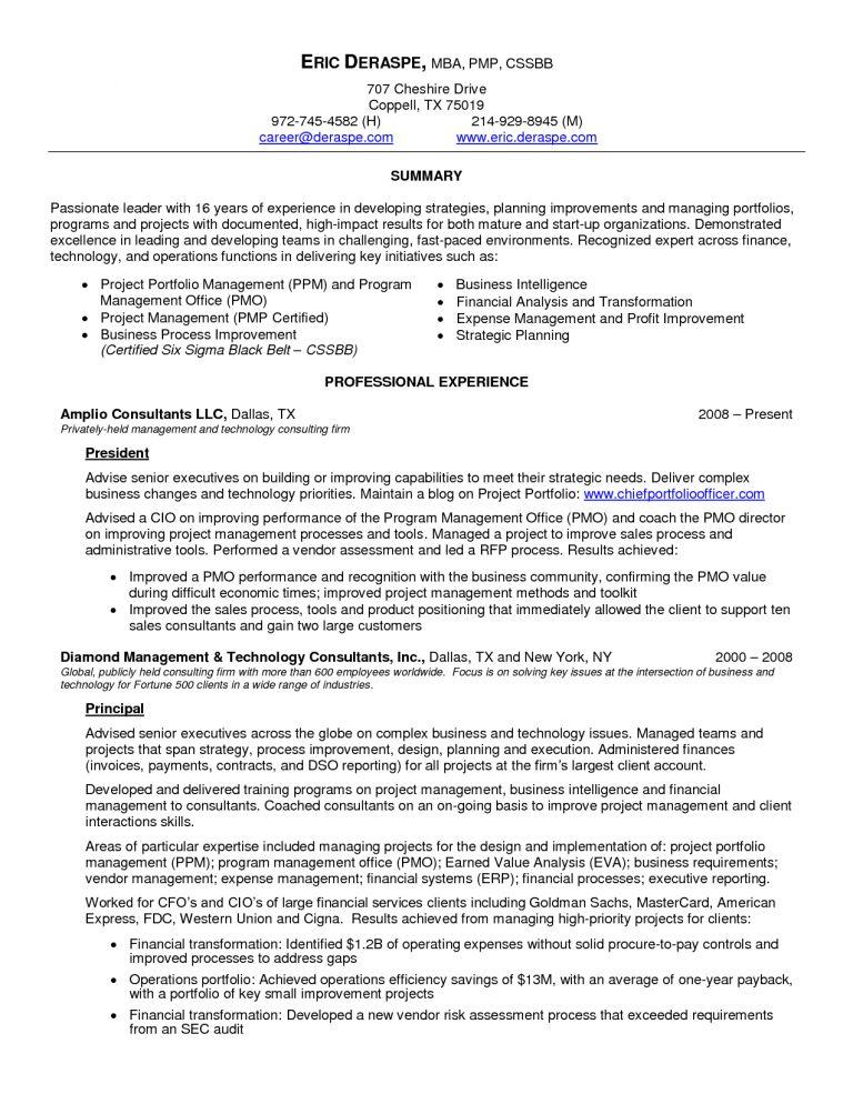 Trendy Business Intelligence Resume 16 Business Intelligence ...