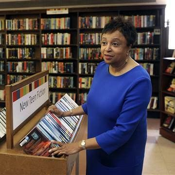 Baltimore's Chief Librarian Could Head Library of Congress - NBC News