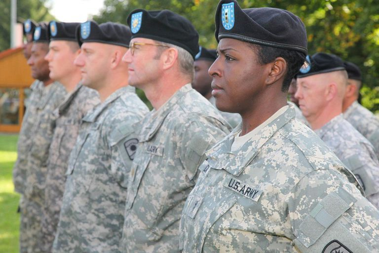 Army Civil Affairs Specialist 38B