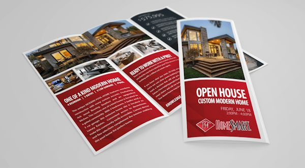 HomeSmart Real Estate Brochures | Realty Cards Printing