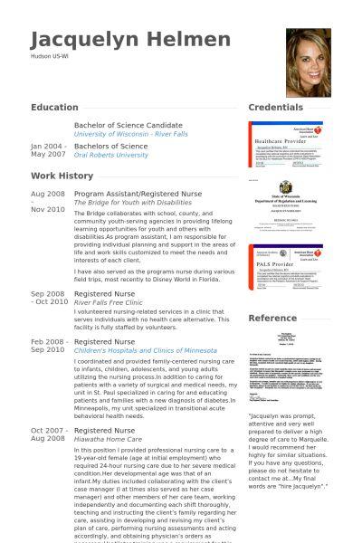 Program Assistant Resume samples - VisualCV resume samples database