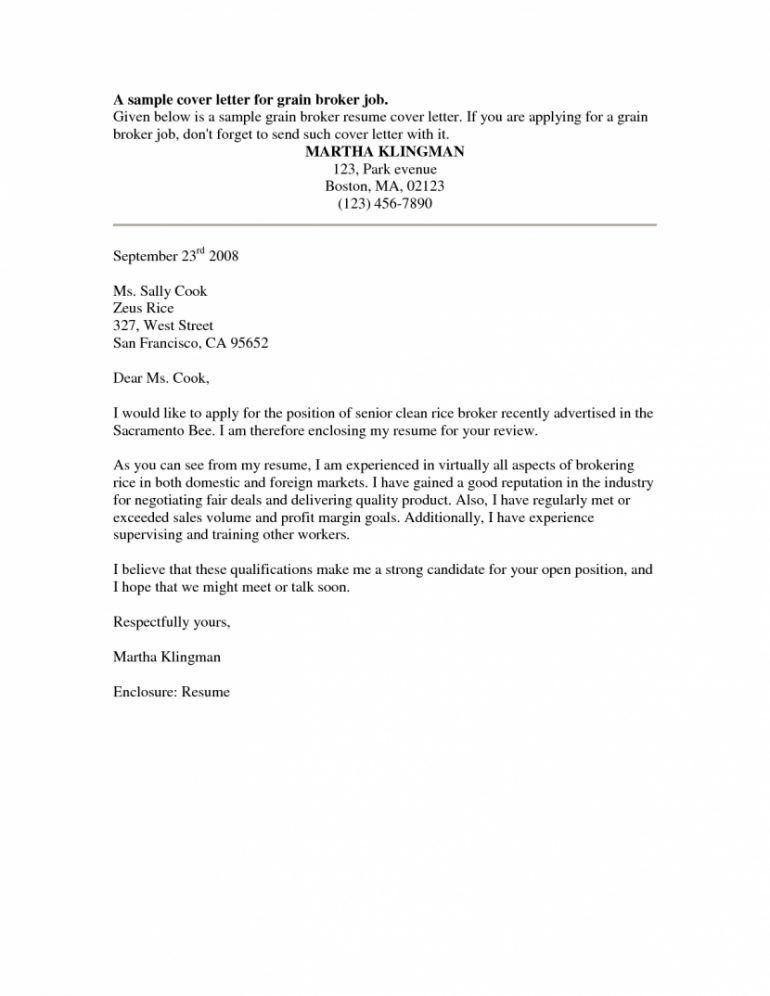 Mortgage Cover Letter Resume - Schoodie.com