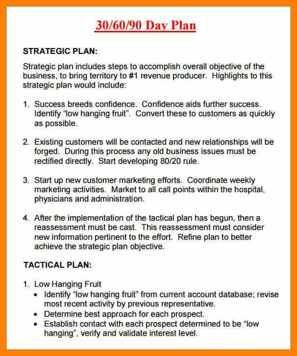 Territory Plan Template. Business Sales Action Plan Format Sales ...