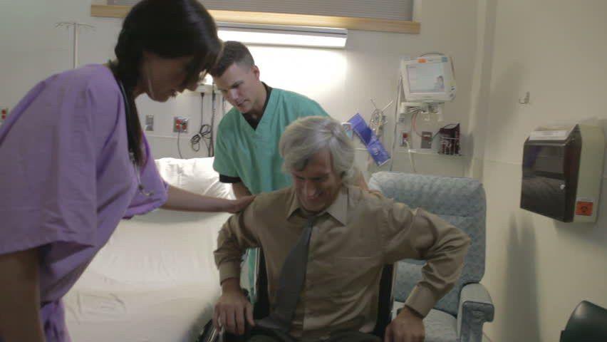 Emergency In The ER Stock Footage Video 3384110 | Shutterstock