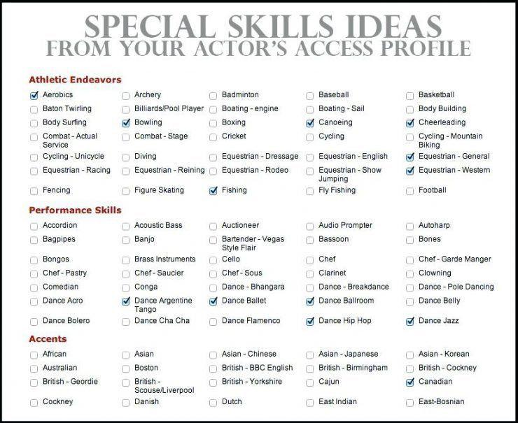 Housekeeping Skills Resume Sample. resume sales consultant cv ...