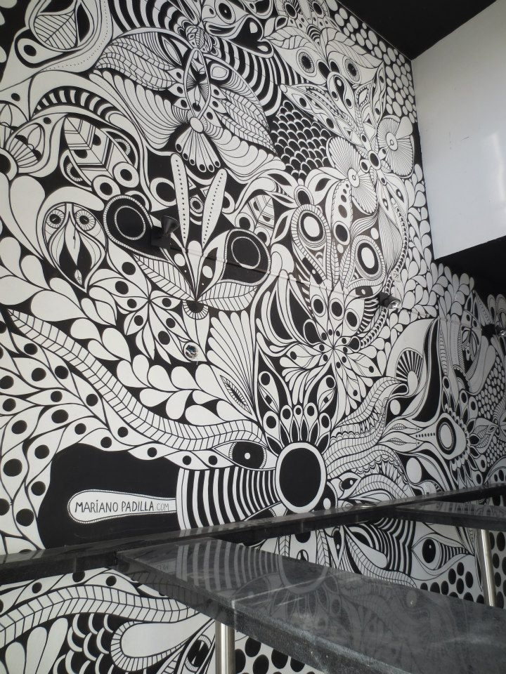 d arte mural coloring pages - photo #34