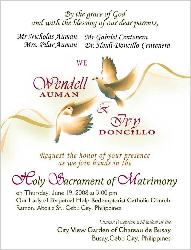 Wedding Invitation Wording Both Parents   ILCASAROSF.COM