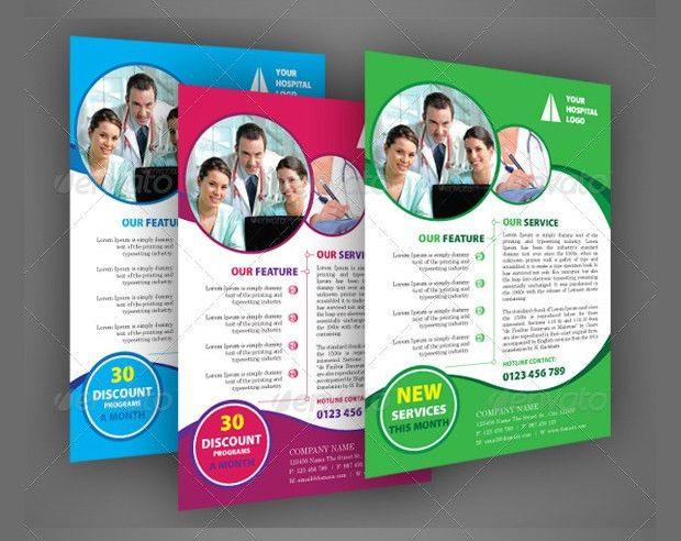 18+ Hospital Flyer Templates - Printable PSD, AI, Vector EPS ...