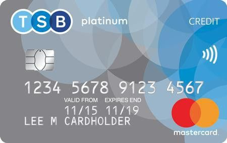 28 Month 0% Balance Transfer Credit Card | TSB