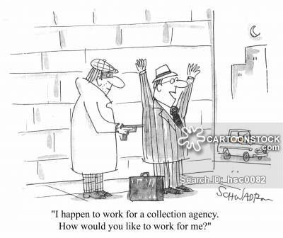 Collection Agency Cartoons and Comics - funny pictures from ...