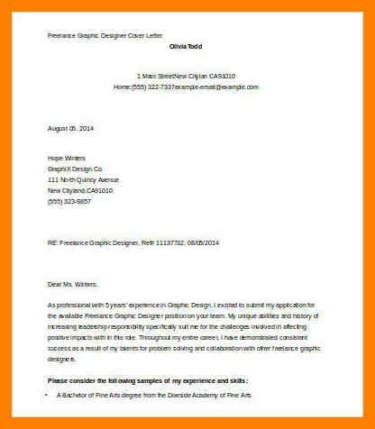 11+ cover letter graphic design | pilot resumed