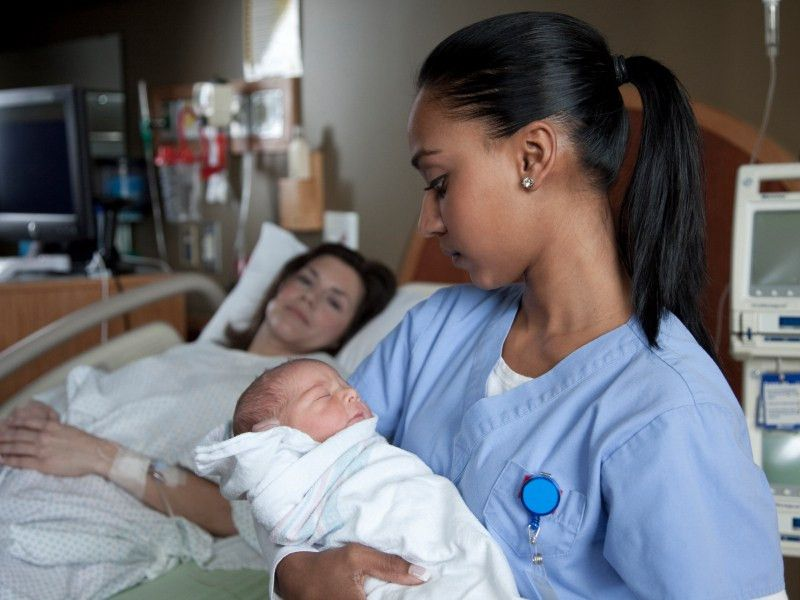 Bring on the Babies: Being A Postpartum/Newborn Nursery Nurse ...