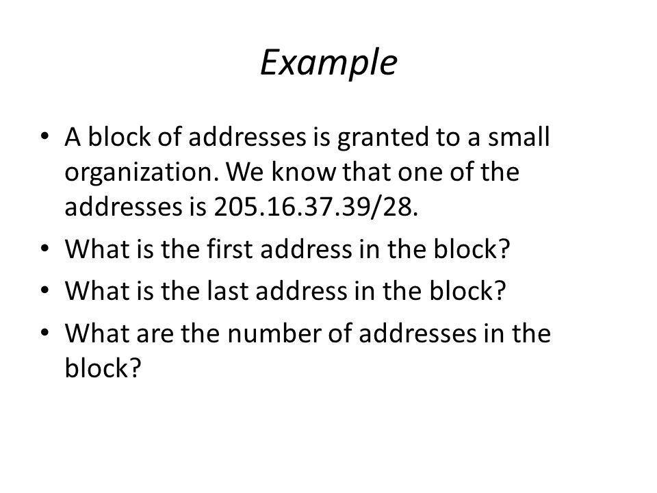 Logical addressing Engr.Jawad Ali. - ppt download