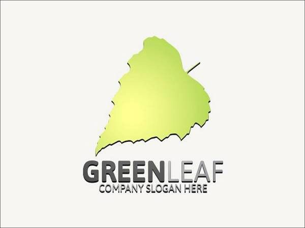 10+ Beautiful Leaf Logo Designs   Free & Premium Templates