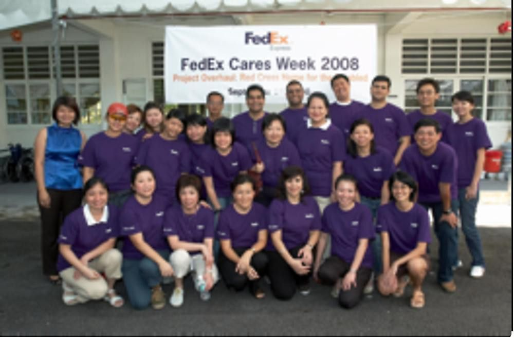fedex cares week... - Fedex Express Office Photo | Glassdoor