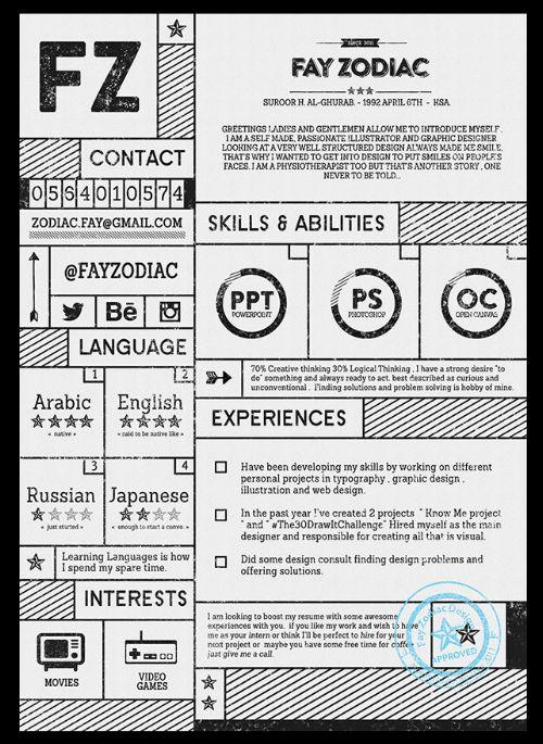 100+ [ Resume Header Design ] | 15 Modern Design Resume Templates ...