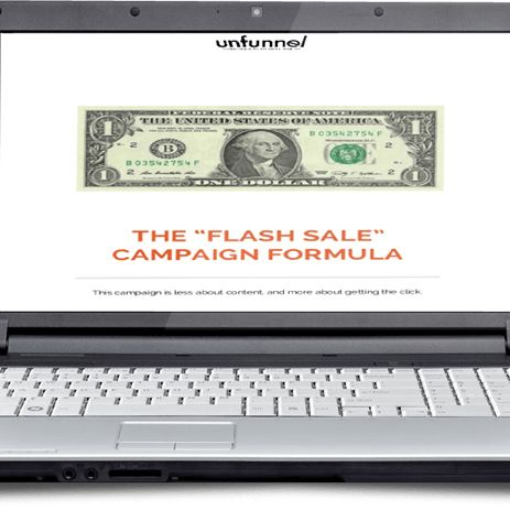 The Flash Sale Email Marketing Campaign [TEMPLATE]