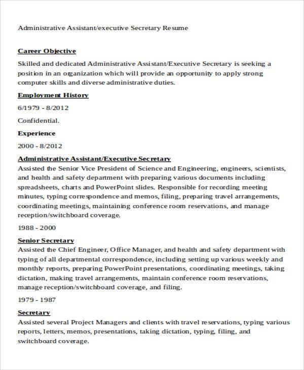 20+ Work Resume Templates | Free U0026 Premium Templates