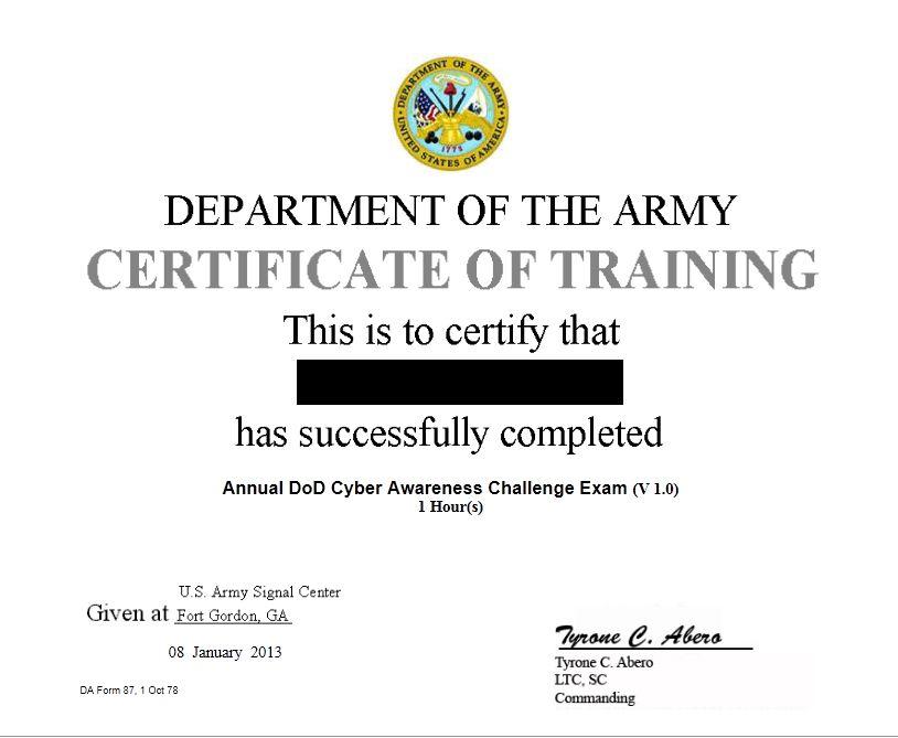 NCO Academy - Hawaii - Information Technologies Requirements