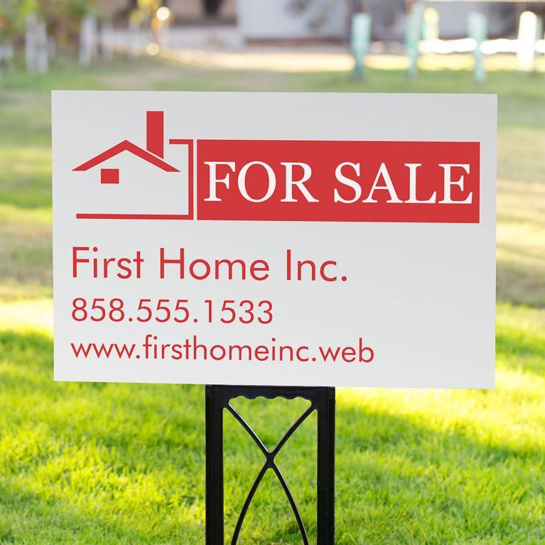 Custom Yard & Lawn Signs | Vistaprint