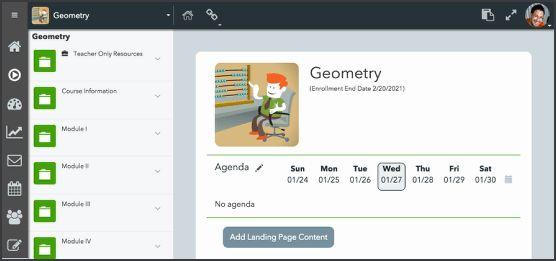 How do I create agendas for my students? – Agilix Help Center ...