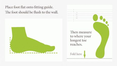 Shoe Fitting Guide   Men and Women's Comfort   Hotter Shoes UK