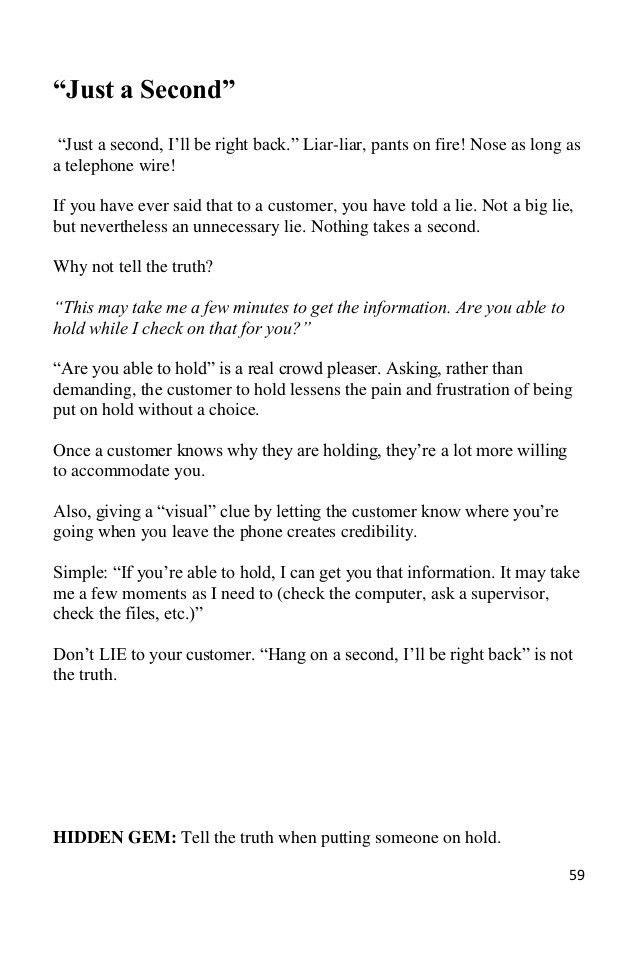 Customer Service Training eBook
