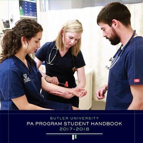 PA Program | Butler.edu