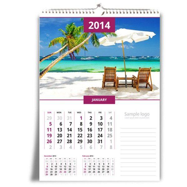 Custom Chinese Calendar 2016 Company Design Wall Calendar Printing ...