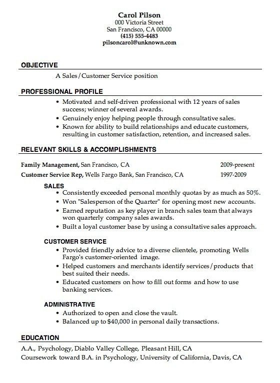 Download Example Of Good Resume | haadyaooverbayresort.com
