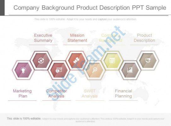 Sample Product Description Template. Product Development Engineer ...