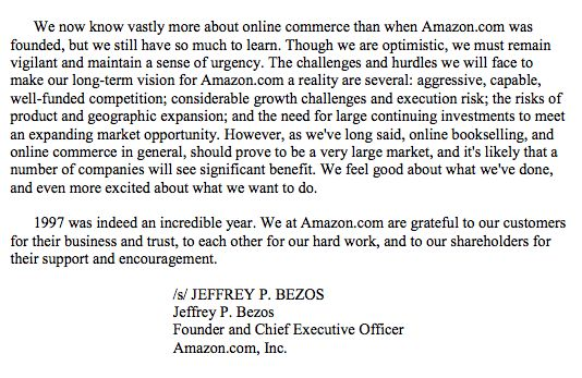 14 Years Ago Jeff Bezos Told You How To Take Over The World ...