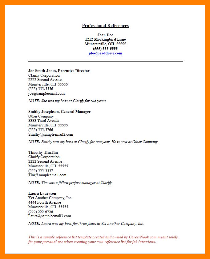 6+ reference sheets for resumes | doctors signature