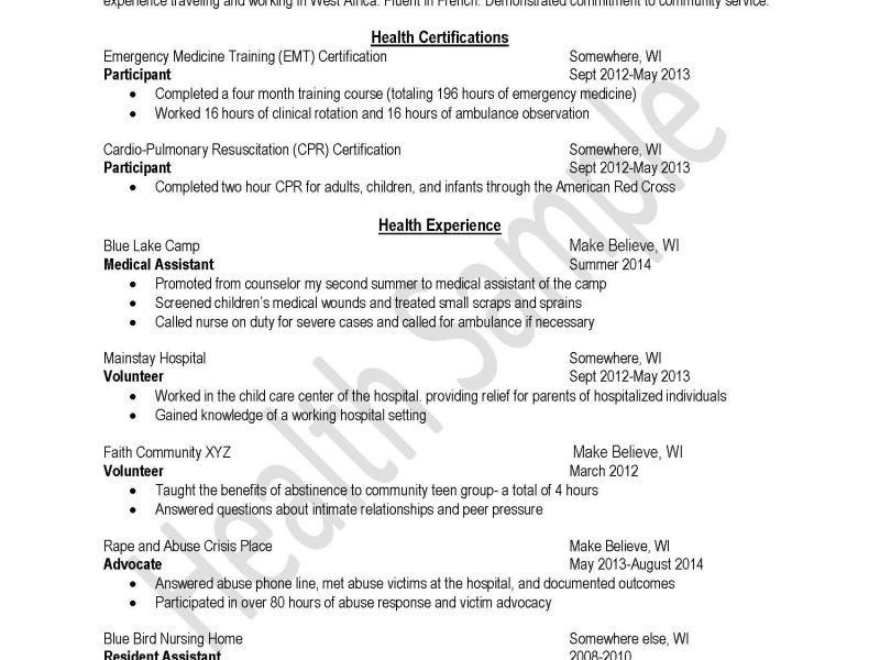 nursing informatics sample resume red cross volunteer sample ...