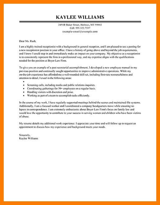 7+ cover letter hospital job | park-attendant