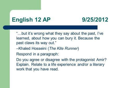 LITERARY ESSAY English Language Arts. Tips for Literary Essays ...