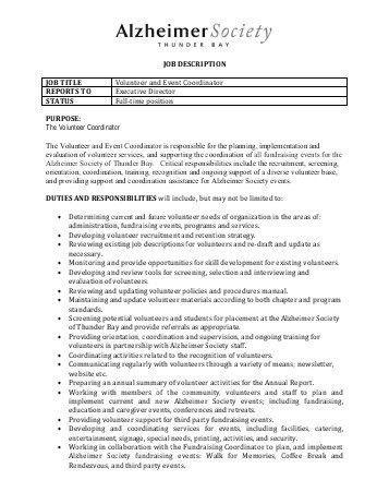 Events Planner Resume. event planner free resume samples blue sky ...