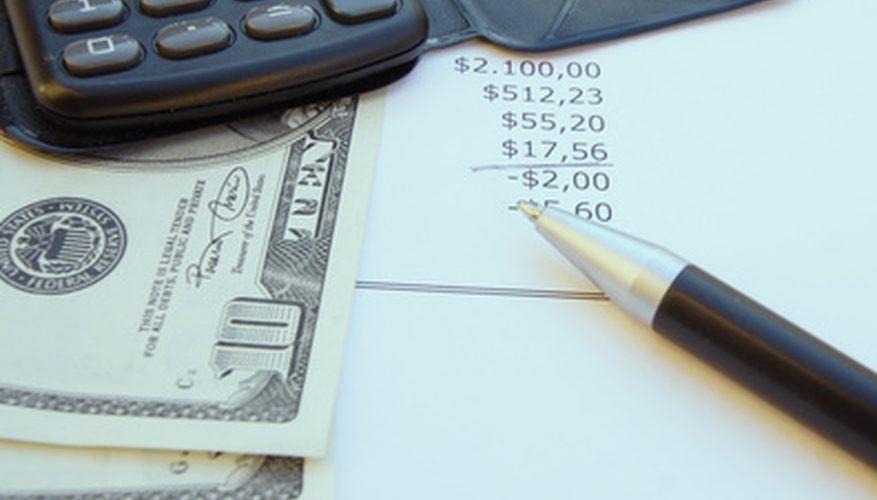 How Do I Create a Revised Invoice? | Bizfluent