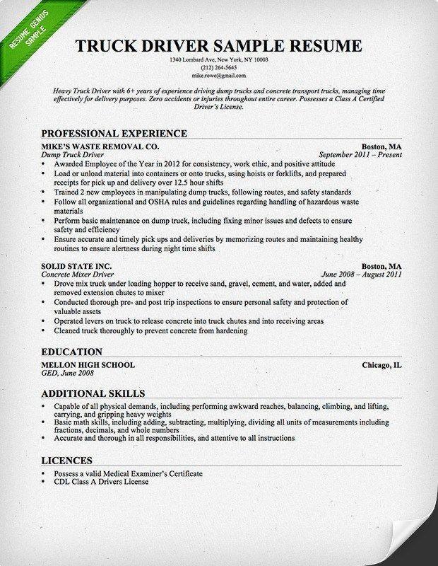 12 best resume writing images on Pinterest   Job resume, Sample ...
