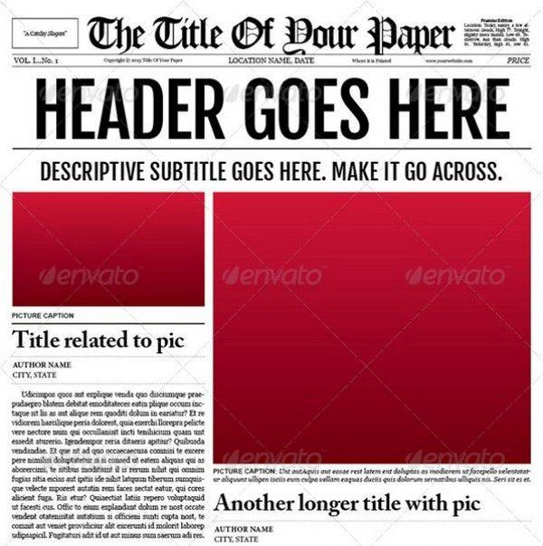30+ Best Newspaper PSD Templates