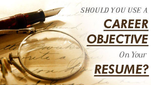 Should You Use A Career Objective On Your Resume | jobsDB Singapore