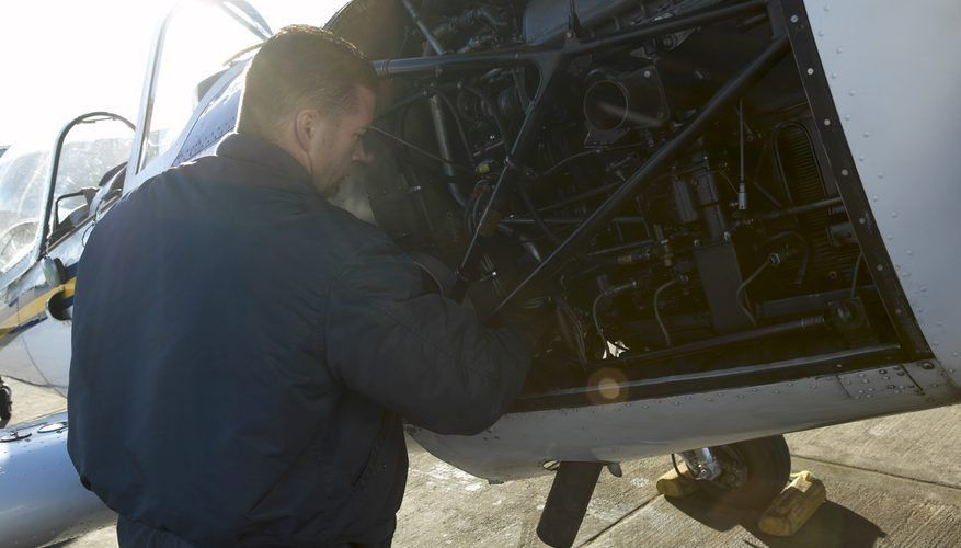 The Highest Paying Aircraft Mechanic Jobs | Bizfluent