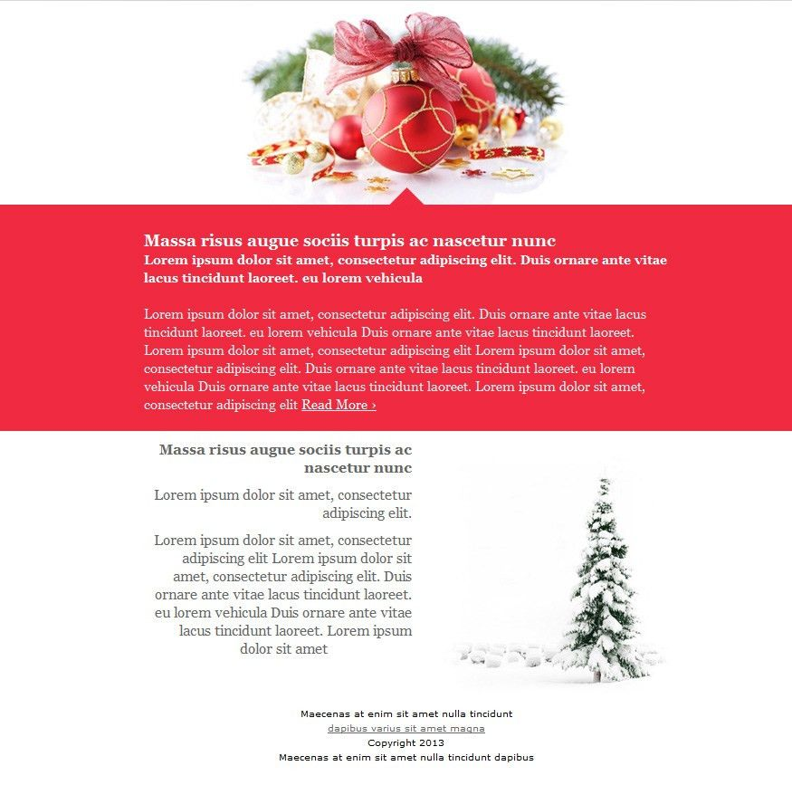 Get Email Greeting Christmas cards and Holiday email templates for ...