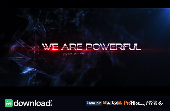 GLITCHY TRAILER (VIDEOHIVE PROJECT) - FREE DOWNLOAD - Free After ...