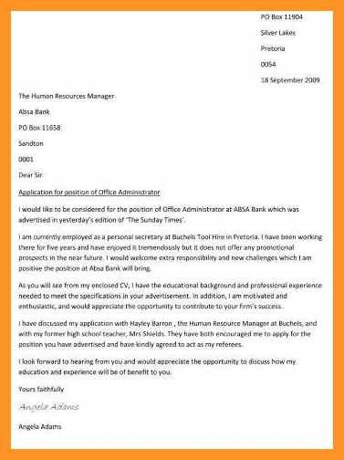 how to properly write a cover letter | bio letter format
