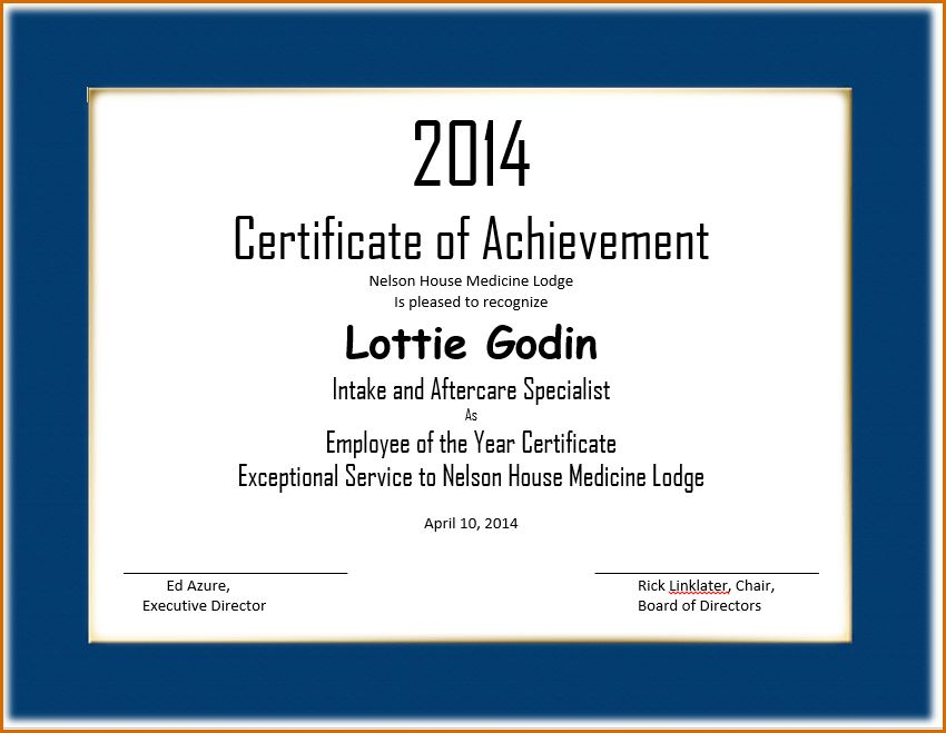 13+ certificate of recognition template | Authorizationletters.org