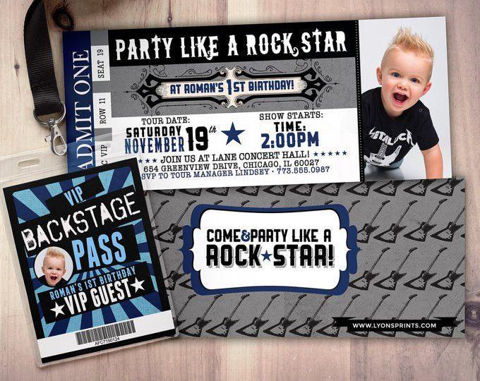 BIRTHDAY INVITATIONS - LyonsPrints