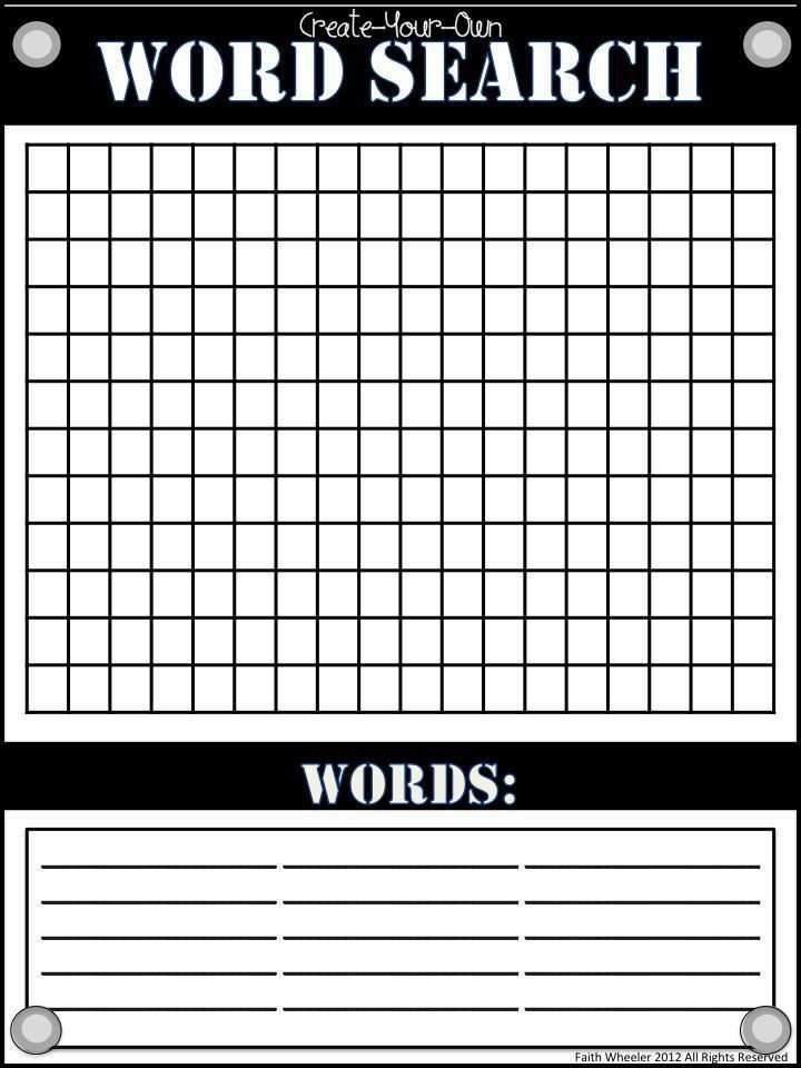 SPELLING TEMPLATE FOR PRACTICING - Google Search | Homeschooling ...